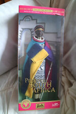 Barbie: Princess of South Africa/Dolls of the World/Princess Collection