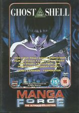 Ghost In The Shell (DVD, 2003) FREE SHIPPING