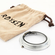 Advanced EMF AF confirm adapter Leica R L/R lens to Canon EOS mount 5D III 70D