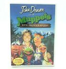 John Denver and the Muppets -  Rocky Mountain Holiday (DVD, 2003) R1 / NTSC