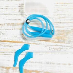 Kids Glasses Strap Silicone + Ear Hook Sports Holder Adjustable Sunglass Band