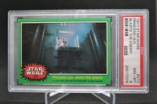Star Wars 1977 Topps Green Series 4 #210 Nm Mt Psa Graded 8