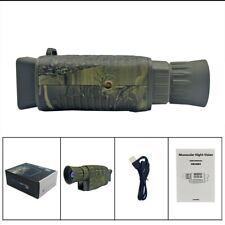 850 Nm Nachtsicht Digital Jagd Kamera Monokular 1088P/1080P/720P/VGA/QVGA