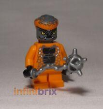 Lego Snike from set 9448 Samurai Mech Ninjago Minifigure BRAND NEW njo063