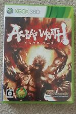 Asura's Wrath Capcom Japanese Xbox 360 Asurazu Lars