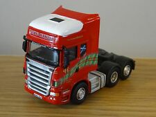 Oxford Diecast AITONE Coulthard SCANIA SERIE R CAMION TAXI modello 76SET45 1:76