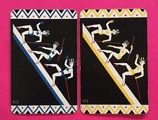 Vintage Swap Playing Cards Art Deco Chorus Girls Ladies Circus Helen McKie