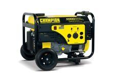 100222R- 3400/4000w Champion Generator, manual start, RV Ready - REFURBISHED