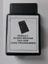 RENAULT MEGANE/SCENIC KEY CARD LEARNING DEVICE 2002/2006