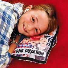 ONE Direction Hide N Sonno Cuscino con notebook, Borsetta, tasca MP3 MANGIME x2 Cus