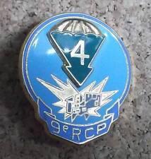 insigne - 9° régiment de chasseurs parachutistes - 4° compagnie - Ballard