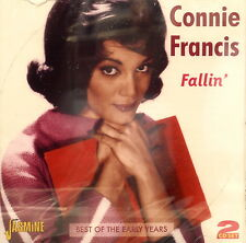 CONNIE FRANCIS 'Fallin' - 2CD Set on Jasmine