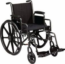 """Wheelchair K3 Folding Lightweight Portable 16""""x16"""""""