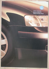 Rare Catalogue Volkswagen Passat et Passat Break Pack - France - Juin 1999 - 8p