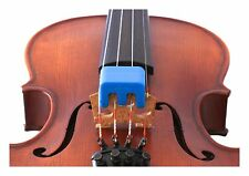 NEW Otto Musica artino weighted blue violin viola practice mute 4/4 size
