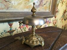 Antique French Normandy Estate Bell to Call the Servants