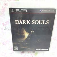 USED PS3 Dark Souls Japan Form Softwear Play Station3 41053 Japan import