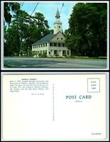 GEORGIA Postcard - Midway Church Q51