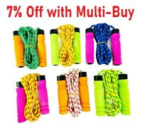 Skipping Rope - Jumping Speed Boxing Exercise Fitness Adult Weight loss Rope