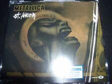 Metallica St Anger Enhanced Australian CD Single