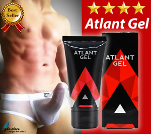 ATLANT GEL Intimate Lubricant Enlargement Cream Global ALWAYS 100% ORIGINAL 100%