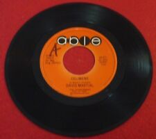 45 RPM David Martial Celimene + Tamba