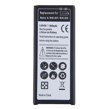 Replacement Lithium-ion Battery For Samsung Note4/N910F/N910H 3800mAh EW
