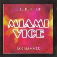Best of Miami Vice - Audio CD By Jan Hammer - VERY GOOD