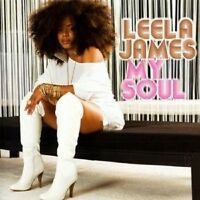 "LEELA JAMES ""MY SOUL"" CD 11 TRACKS NEU"