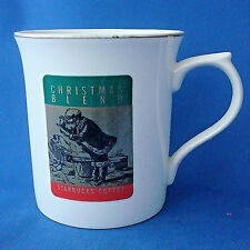 coffee cup fine china mug Christmas Blend Starbucks Japan