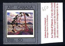 CANADA - 1990 - Capolavori dell'arte canadese (III)