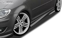 "RDX Sideskirts VW Touran 1T1 Facelift 2011+ ""Turbo"""