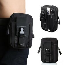 For Compact 9mm & 380 Subcompact Concealed Carry Waist Pack Holster Pistols Guns