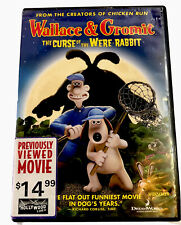 New ListingWallace & Gromit The Curse Of The Were-Rabbit Dvd Bonus Features