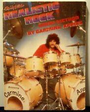 CARMINE APPICE - DRUM METHOD - UPDATED - MUSIC BOOK
