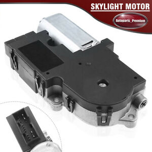 Sunroof Moon Roof Motor for Ford Explorer 2011-2017 BB5Z-15790-A BB5Z15790D Fit
