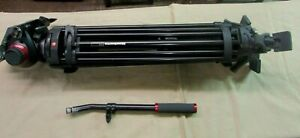 Manfrotto 546GB Pro Video Tripod with 504HD Head in Bag