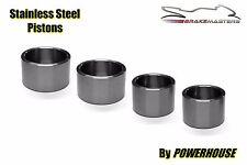 Aprilia RS125 06-12 front brake caliper stainless steel piston kit set 2009 2010