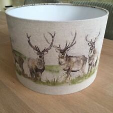 Fabric Drum Country Lampshades & Lightshades