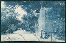 Taranto Città Zoo cartolina QQ5014