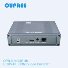H.265 4K HDMI Video Encoder, Ultra HD Video over Network IP transfer Streamer