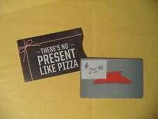 Pizza Hut $ 25.00 Gift Card