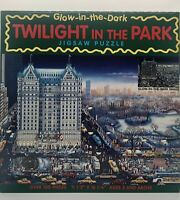 GLOW-IN-THE-DARK TWILIGHT IN THE PARK JIGSAW PUZZLE, 100 PCS., NEW IN BOX