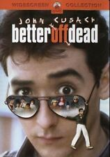 Better Off Dead (Dvd, 2002, Widescreen) John Cusack, Curtis Armstrong