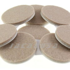 Self Adhesive Furniture Protector Round Felt Pads Floor Scratch Protection 16Pc