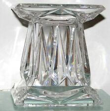 "PartyLite ""Quad Prism Crystal Small Pedestal"" p7967 - used for party demo only"