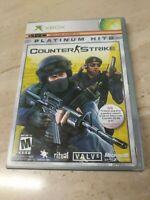 Counter-Strike Platinum Hits Microsoft XBOX Valve
