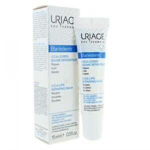 Uriage Bariederm Cica-Lips Repairing Balm 15 ml