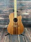 Cole Clark Fat Lady 2 FL2EC BLBLSB Acoustic-Electric Guitar for sale