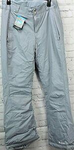 COLUMBIA Women's Modern Mountain 2.0 Snow Pants. Gray SMALL NEW